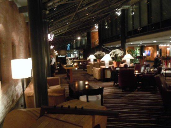 Hyatt Regency Mainz: Lobby Lounge