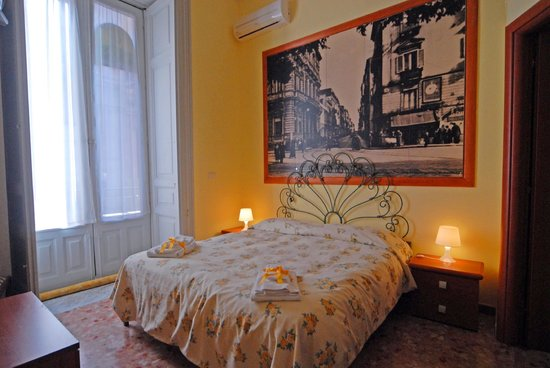 Picone Bed Breakfast: Camere Gialla