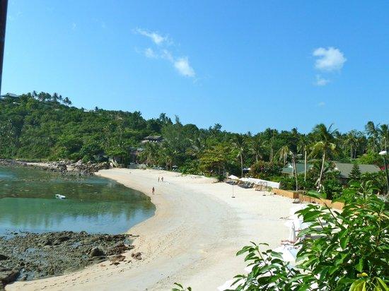 Six Senses Samui: La plage