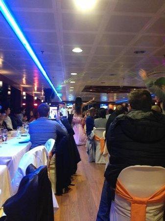 Turnatour - Bosphorus Dinner Cruise : Turkish Nights