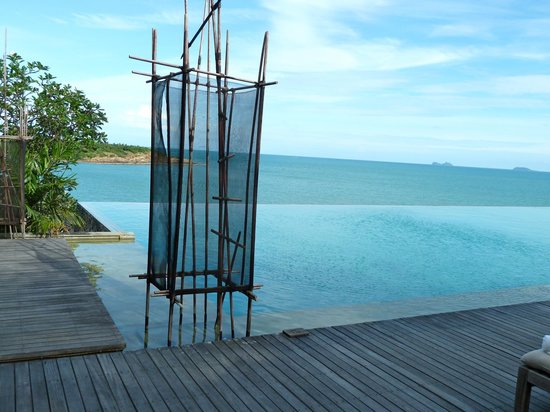 Six Senses Samui: Piscine