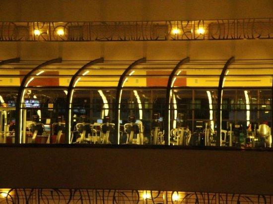 นิวยอร์กมาร์ริออทท์ มาควิซ: salle de sport
