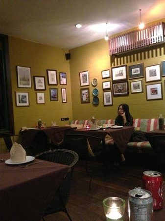 Arun Residence: in restaurant binn Arib residence