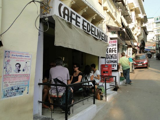 Cafe Edelweiss: Cafe
