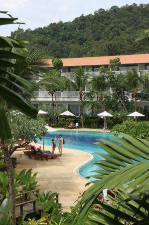 Aonang Villa Resort: View from the room
