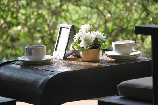 Aonang Villa Resort: Complimentary afternoon tea at 4 pm