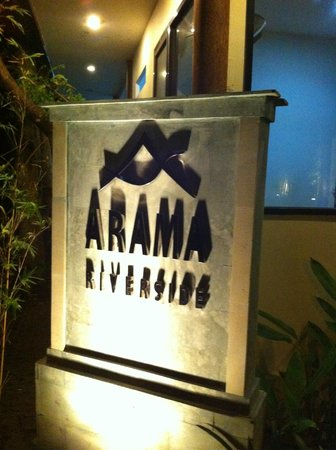 Arama Riverside Villas: Arama Riverside