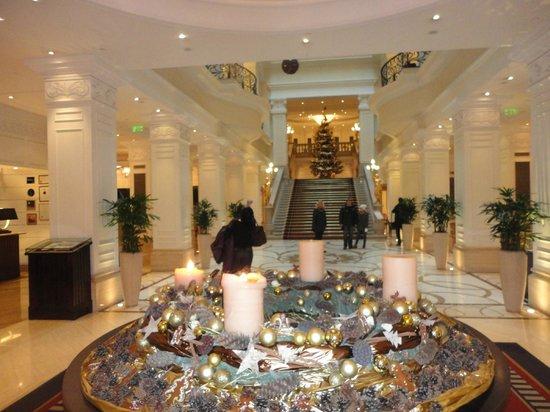 Corinthia Hotel Budapest: Lobby