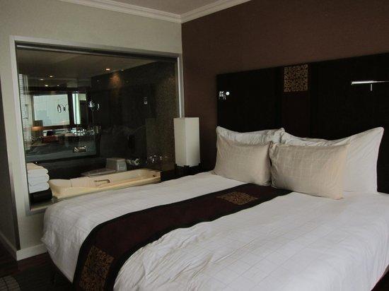 Pullman Bangkok Hotel G: Спаьня