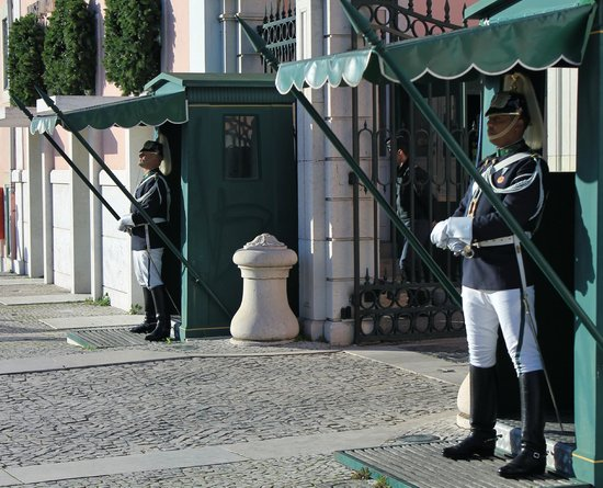 Belém: Presidential Guard
