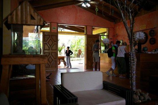 Hotel Paraiso Carlisa: Lobby