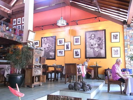 Bollero Restaurant: 店内です。