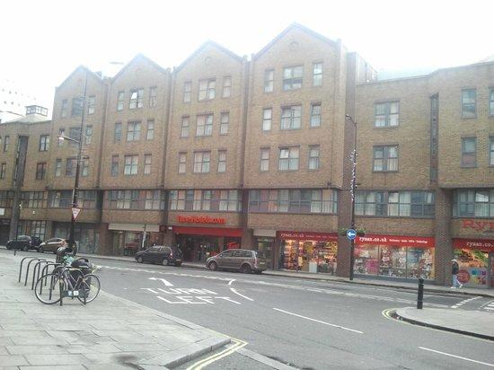 Point A Hotel, London Paddington: Hotelansicht