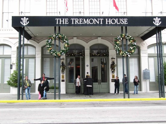 The Tremont House, A Wyndham Grand Hotel: Front of hotel