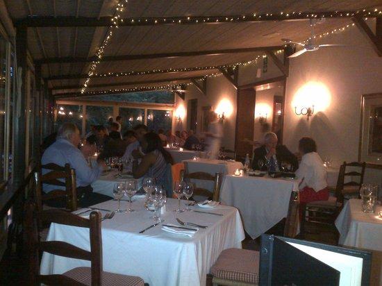 Constantia Uitsig: Restaurant Interior