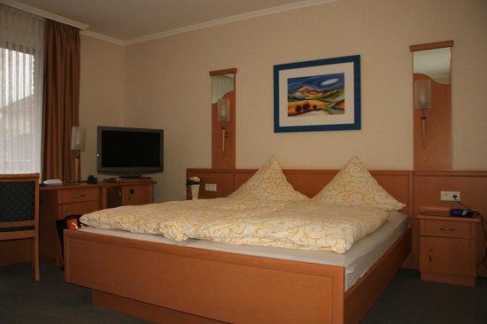 Hotel Dreyer: Kamer 4