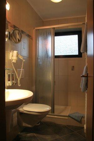 Hotel Dreyer: Badkamer
