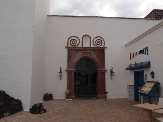 Hotel THe Volcan Lanzarote: Außenbereich