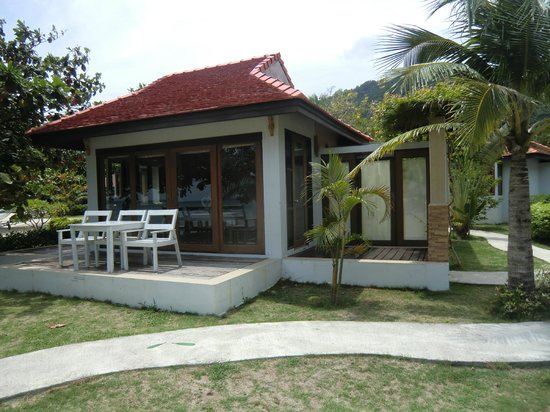 Candle Hut Resort: der teurere Bungalow