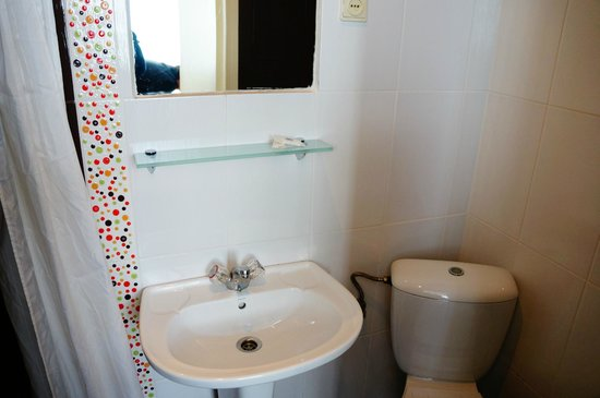 Duas Nacoes Guest House : Salle de bains (ch 10)