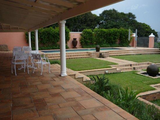 Sica's Guest House: la terasse