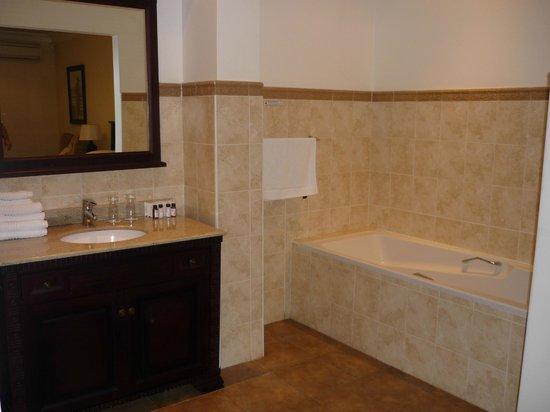 Sica's Guest House: salle de bain