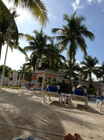DoubleTree by Hilton Hotel Grand Key Resort - Key West: Relaxing!!