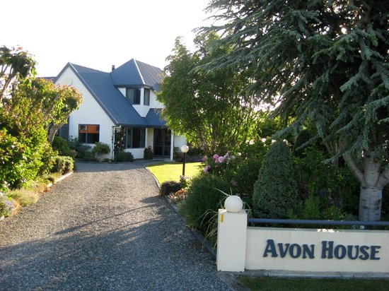 Avon House Bed & Breakfast: Avon House