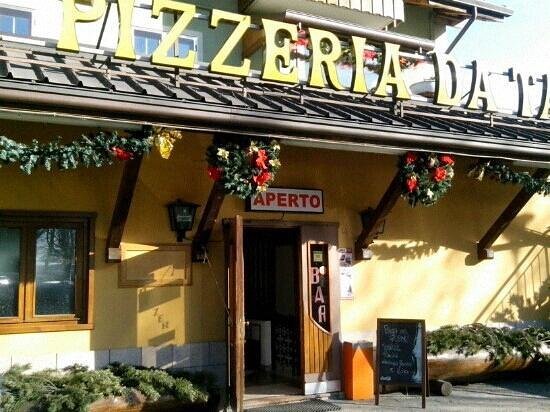 Pizzeria da tata asiago ristorante recensioni numero for Alloggi asiago