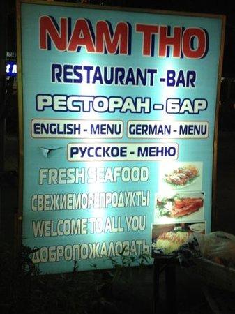 Nam Tho