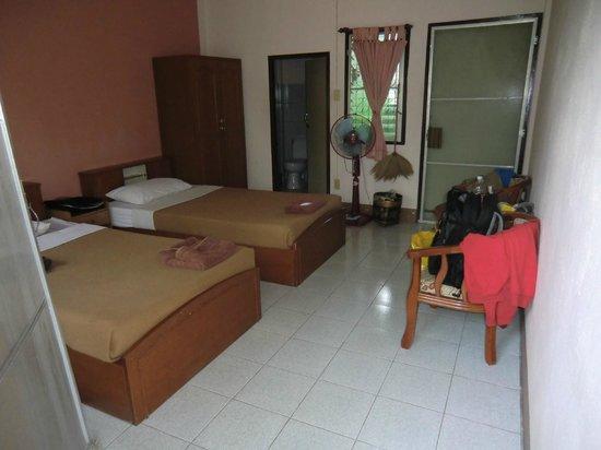 Baan Bua Guesthouse: das Zimmer