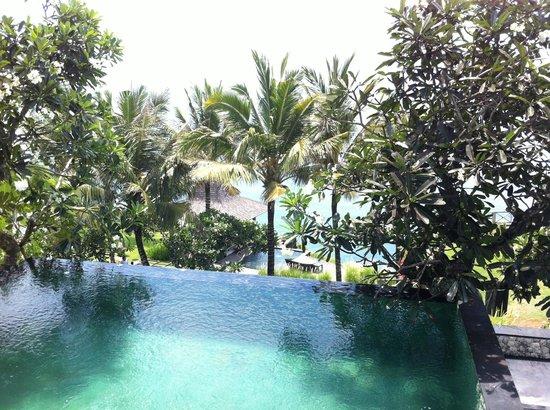 Khayangan Estate: Infinity pool