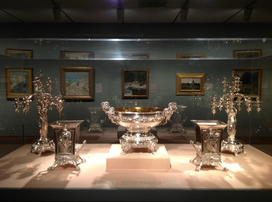 Silverware In American Room Picture Of The Art Institute Of Chicago Chicag