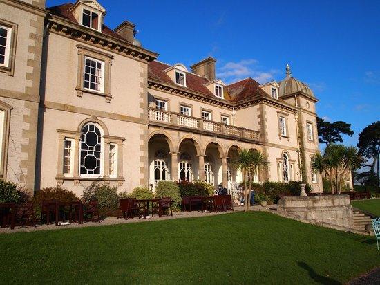 Fowey Hall: The hotel