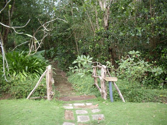 Mamiku Gardens: Relaxing