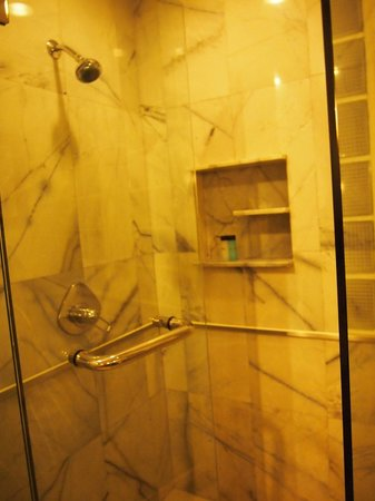 Triple Two Silom: Shower (the bar soap is surprisingly exceptional!)