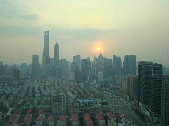 Haode Wanyuan Hotel: Shanghai skyline