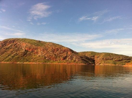 Lake Argyle Cruises: one of the many views
