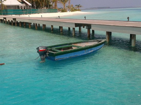 Kihaad Maldives: Pontile Diving Center