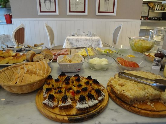 Duque Hotel Boutique & Spa: Breakfast