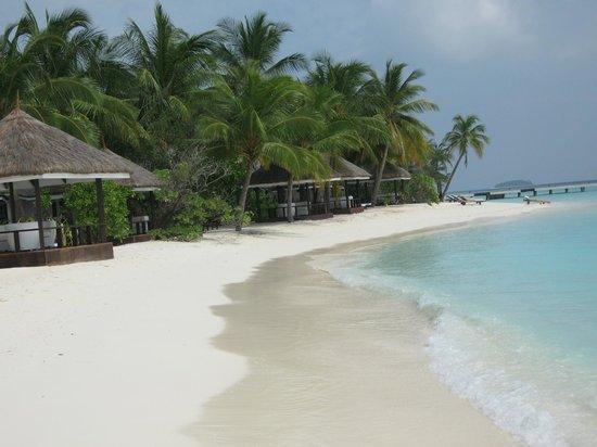KIHAAD Maldives: Zona stanze 100