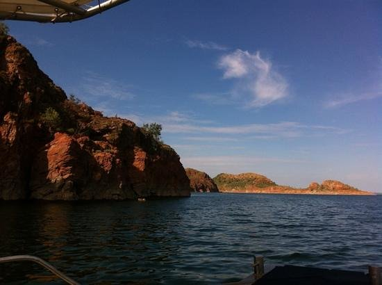 Lake Argyle Cruises: amazing views