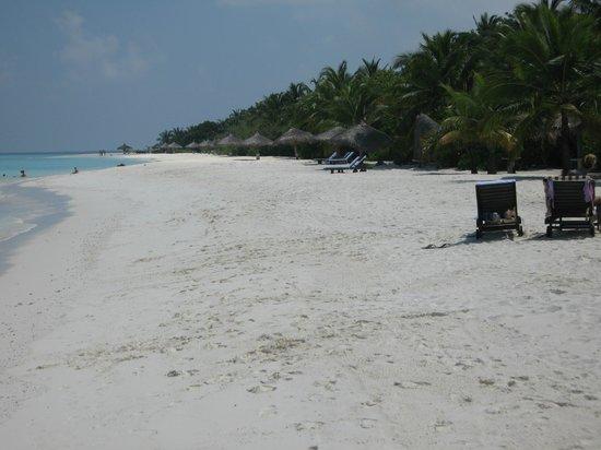 KIHAAD Maldives: Spiaggia stanze 200
