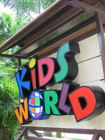 Swissotel Resort Phuket Kamala Beach: Kids will love this