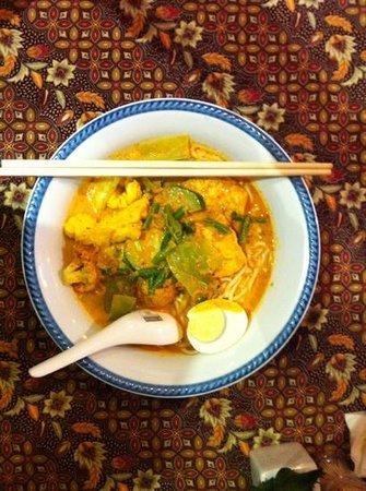 Restaurant Borneo : Kari Laksa