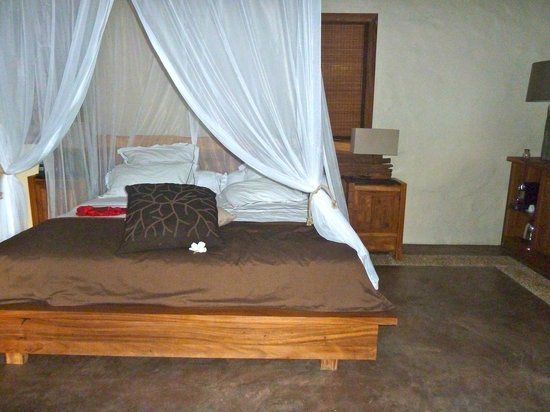 Lakaz Chamarel Exclusive Lodge: Chambre