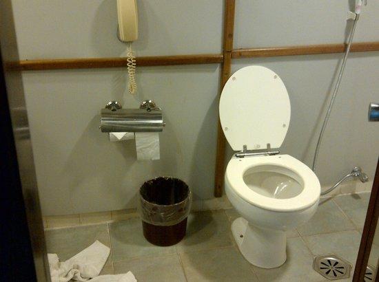 Rio Othon Palace Hotel: bathroom 