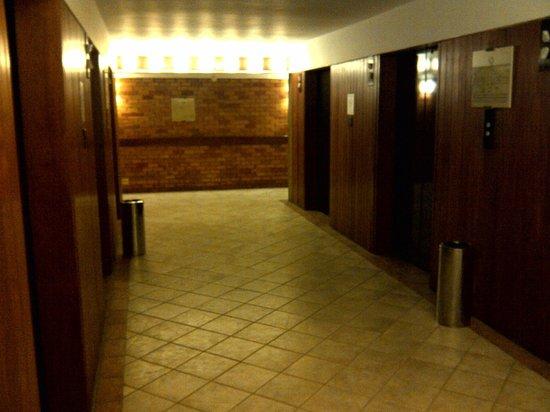 Rio Othon Palace Hotel: elevators