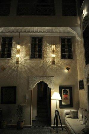Riad Anata: intimité du soir 