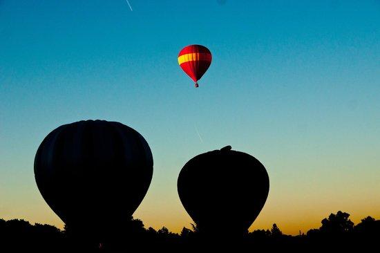 AERFUN Montgolfieres: Meeting d'Etampes